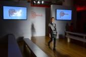 Peruvian designers presentation — Stock Photo