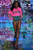 Victoria's secret modeshow — Stockfoto