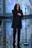 Singer Hozier during the 2014 Victoria's Secret Fashion Show — Stock Photo