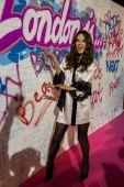 Backstage at the Victoria's Secret fashion show — Stock Photo