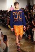 Jeremy Scott fashion show — Zdjęcie stockowe