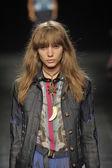 Angelo marani - покажите в течение миланской недели моды — Стоковое фото
