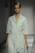 DROMe show as part of Milan Fashion Week — Stockfoto