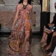 Kendall Jenner at the Emilio Pucci show — Stock Photo #63967315