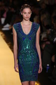 Herve Leger by Max Azria fashion show — Stock Photo