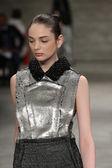 Son Jung Wan fashion show during Mercedes-Benz Fashion Week — Stock Photo