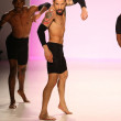 Dancers performs at the New York Life fashion show — Stock Photo #65846261