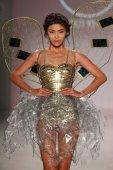 Ly Qui Khanh New York Life moda gösterisi — Stok fotoğraf