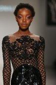 Patricia Bonaldi at the New York Life fashion show — Stock Photo
