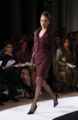 B Michael America fashion show — Stock Photo