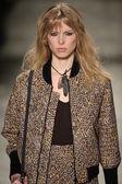 Rebecca Minkoff fashion show — Stock Photo