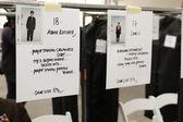 Duckie Brown Fashion Show — Stock Photo