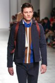 Perry Ellis Fall 2015 — Stock Photo