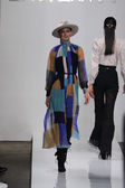 Zimmermann fashion show — Stock Photo
