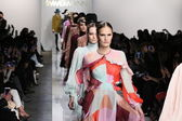 Zimmermann fashion show during Mercedes-Benz Fashion Week Fall — Stockfoto