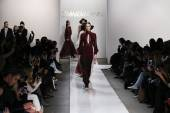 Zimmermann fashion show during Mercedes-Benz Fashion Week Fall — Stock Photo