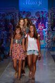 Maaji Swimwear fashion show — Stock Photo