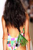 Mara Hoffman Swim fashion show — Stock Photo