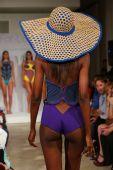 Jankele fashion show — Fotografia Stock