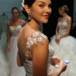 Eve of Milady Bridal Runway Show — Stock Photo #68620539
