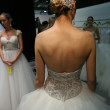 Eve of Milady Bridal Runway Show — Stock Photo #68620549