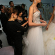 Eve of Milady Bridal Runway Show — Stock Photo #68620597
