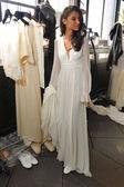 DELPHINE MANIVET Bridal Runway Show — Stock Photo