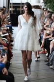 Delphine Manivet runway Show — Stock fotografie
