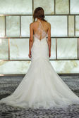 RIVINI during Fall 2015 Bridal Collection — 图库照片
