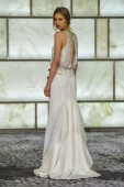RIVINI during Fall 2015 Bridal Collection — Stock Photo
