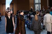 Derek Lam Fashion Show — Stock Photo