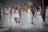 Toast To Tony Ward: Special Bridal Collection — Stock Photo