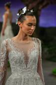 Ines Di Santo Bridal Show — Foto Stock