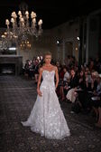 Mira Zwillinger Bridal collection — Stock Photo