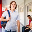 Young man standing — Stock Photo #72579763