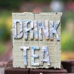 Drink Tea — Stock Photo #52262077