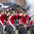 Red Coat Soldiers — Stock Photo #52712385