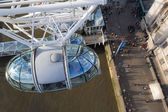 The London Eye — Stock Photo