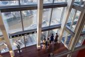 View from the Shard — Stock Photo