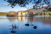 苏格兰尼斯湖 Eilein — 图库照片