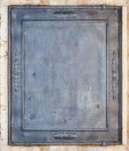 Old metal frame  — Stock Photo