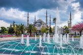 トルコの首都イスタンブール — ストック写真