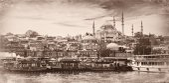 Istanbul the capital of Turkey — Stock Photo
