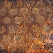 Fundo de grunge de raios solares com manchas — Fotografia Stock