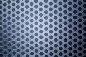 Background with holes — Stock Photo