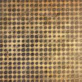 Scratched halftone background — Stock Photo