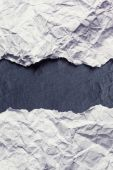 Torn Paper with space for text — Stock Photo