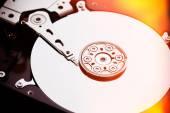 Digital Hard disk — Stock Photo