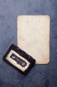 磁気テープ カセット — ストック写真