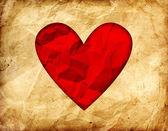 Vintage valentine's day background — Stockfoto